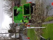 Chipping/Mulching